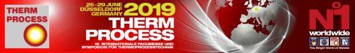 thermprocess 25.-29.06.2019